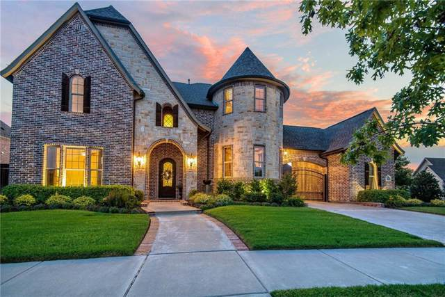 7177 Lionshead Lane, Frisco, TX 75034 (MLS #14168631) :: Kimberly Davis & Associates