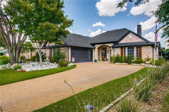 220 Wilshire Drive, Coppell, TX 75019 (MLS #14168635) :: Kimberly Davis & Associates