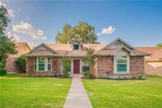 2609 Strother Drive, Garland, TX 75044 (MLS #14168641) :: Tenesha Lusk Realty Group