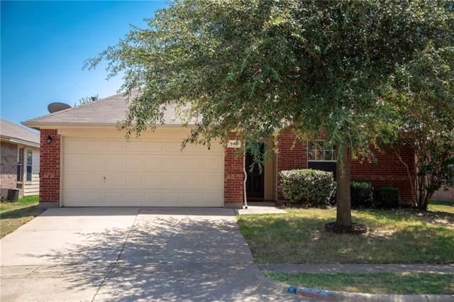 943 Quail Creek Drive, Grand Prairie, TX 75052 (MLS #14168645) :: Ann Carr Real Estate