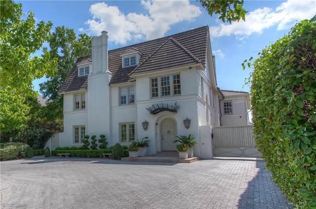 4621 Crestline Road, Fort Worth, TX 76107 (MLS #14168648) :: Real Estate By Design