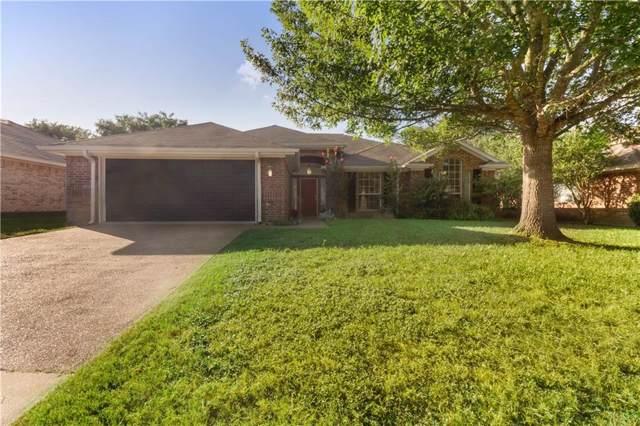 10713 Sierra West Drive, Waco, TX 76712 (MLS #14168658) :: RE/MAX Landmark