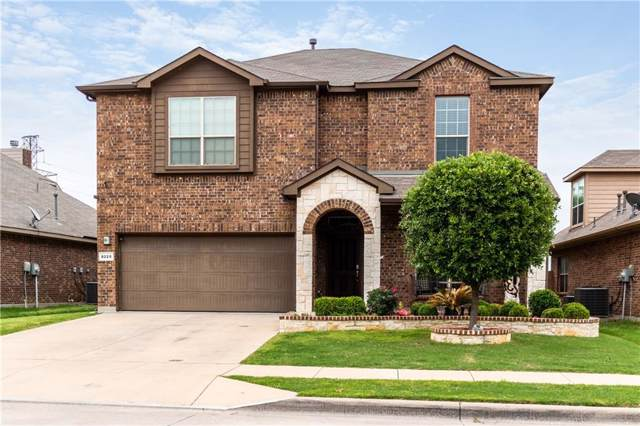 8220 Misty Water, Fort Worth, TX 76131 (MLS #14168660) :: RE/MAX Town & Country