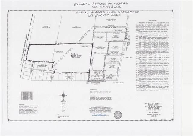 15 acre 4th Street, Gunter, TX 75058 (MLS #14168669) :: The Tierny Jordan Network