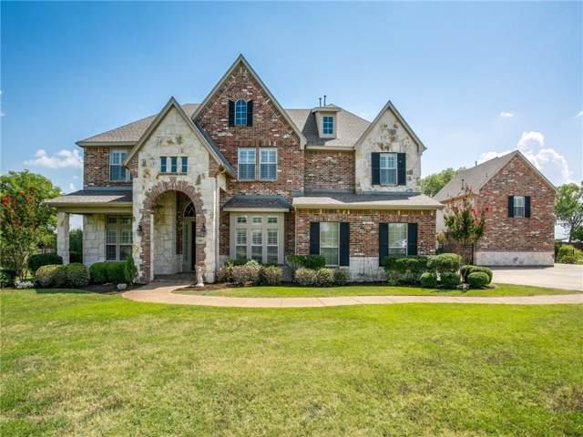 5804 Corinth Chapel Road, Parker, TX 75002 (MLS #14168676) :: Kimberly Davis & Associates