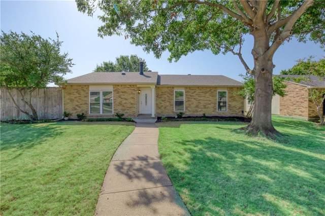 2126 Kings Road, Carrollton, TX 75007 (MLS #14168677) :: Century 21 Judge Fite Company