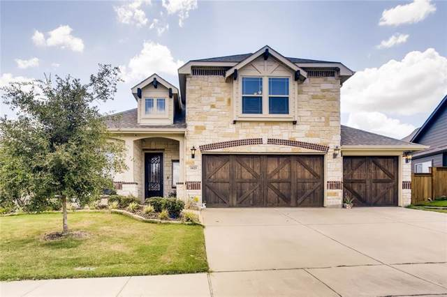 1025 Canterbury Lane, Forney, TX 75126 (MLS #14168685) :: RE/MAX Landmark