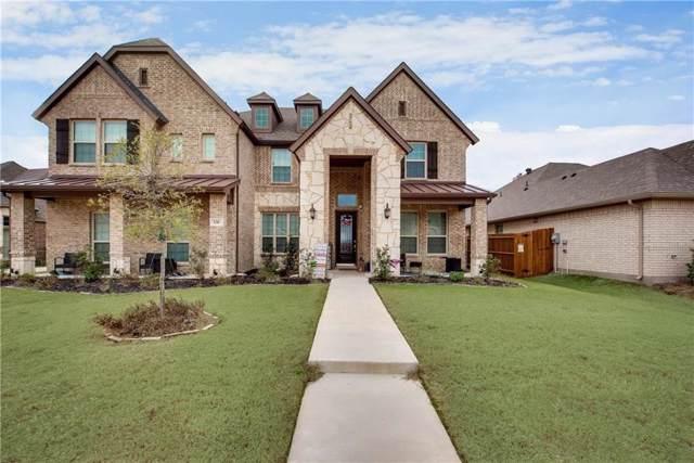 130 Quail Run Road, Red Oak, TX 75154 (MLS #14168688) :: NewHomePrograms.com LLC