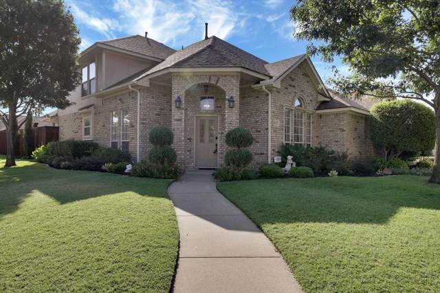 8133 Vine Wood Drive, North Richland Hills, TX 76182 (MLS #14168736) :: The Heyl Group at Keller Williams