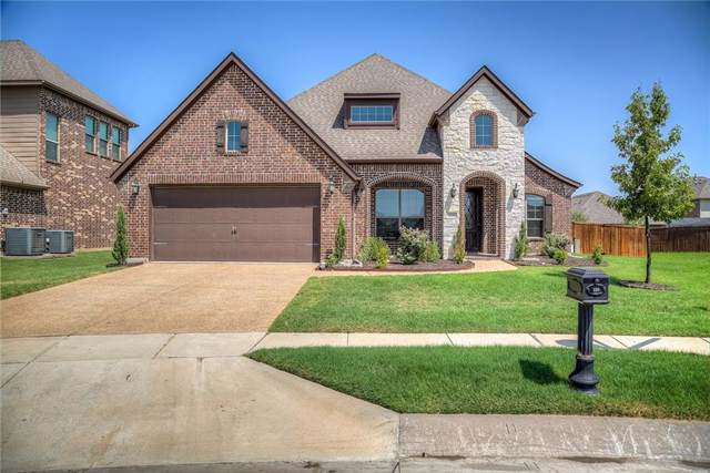 116 Wilmington Drive, Fate, TX 75189 (MLS #14168745) :: RE/MAX Landmark