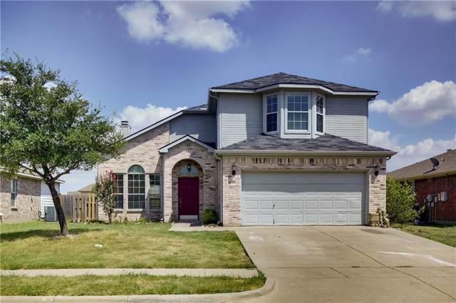 8204 Three Bars Drive, Fort Worth, TX 76179 (MLS #14168748) :: Vibrant Real Estate