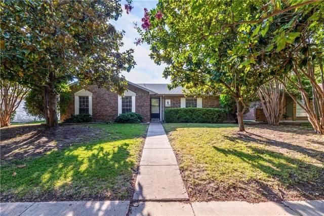 1109 Trinidad Lane, Garland, TX 75040 (MLS #14168789) :: The Real Estate Station
