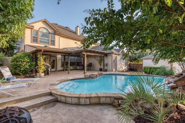 4724 Maple Hill Drive, Fort Worth, TX 76123 (MLS #14168795) :: The Hornburg Real Estate Group
