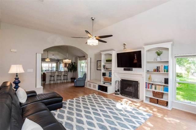 412 Kelley Court, Fort Worth, TX 76120 (MLS #14168800) :: Vibrant Real Estate