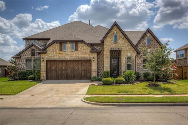1007 Canterbury Lane, Forney, TX 75126 (MLS #14168807) :: RE/MAX Landmark