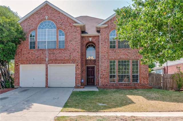4648 Parkmount Drive, Fort Worth, TX 76137 (MLS #14168813) :: Lynn Wilson with Keller Williams DFW/Southlake