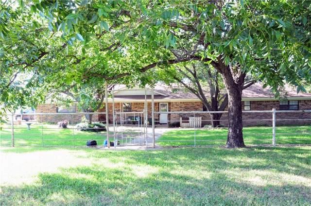 780 Farm Market 847, Stephenville, TX 76401 (MLS #14168814) :: Ann Carr Real Estate