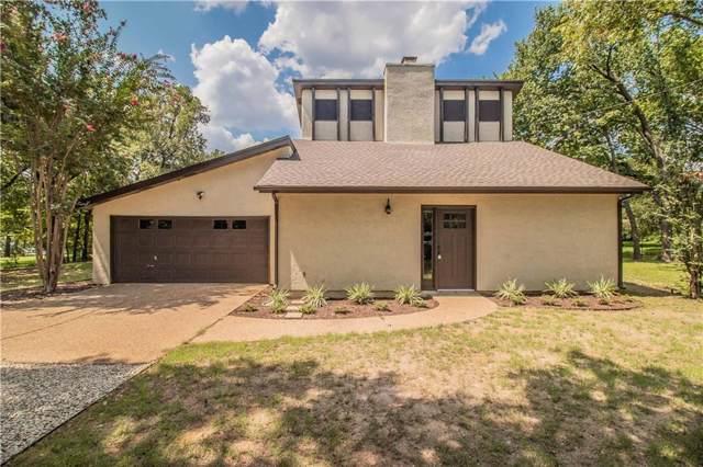 101 Wild Oak Lane, Hickory Creek, TX 75065 (MLS #14168820) :: Baldree Home Team