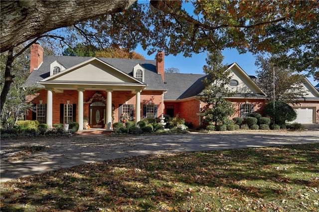 2805 W Washington Street, Sherman, TX 75092 (MLS #14168829) :: The Heyl Group at Keller Williams
