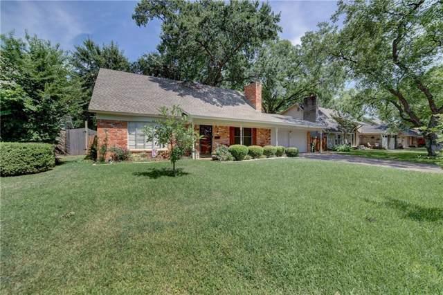 611 Waggoner Drive, Arlington, TX 76013 (MLS #14168839) :: The Paula Jones Team | RE/MAX of Abilene