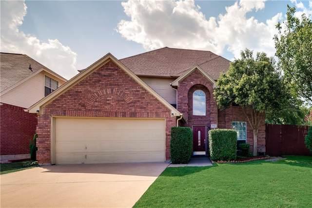 3941 Sword Dancer Way, Grand Prairie, TX 75052 (MLS #14168872) :: Ann Carr Real Estate