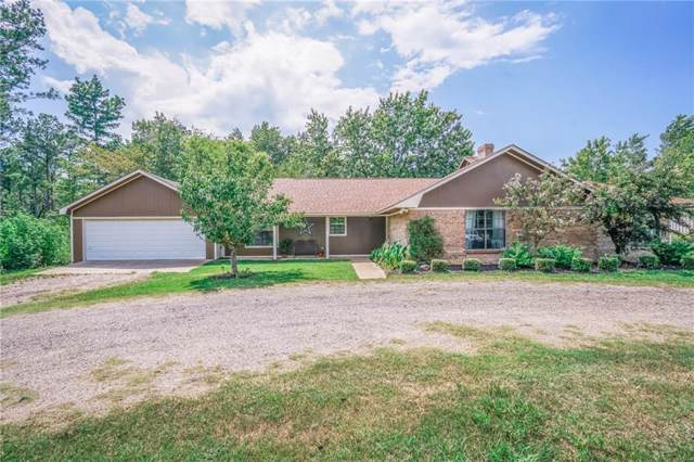 1564 Fm 1520, Pittsburg, TX 75686 (MLS #14168898) :: The Real Estate Station
