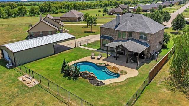 13109 Emerald Ranch Lane, Forney, TX 75126 (MLS #14168904) :: The Chad Smith Team