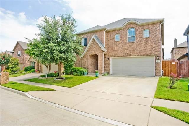 3824 Redwood Creek Lane, Fort Worth, TX 76137 (MLS #14168934) :: All Cities Realty