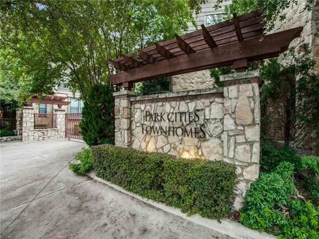 6354 Oriole Drive, Dallas, TX 75209 (MLS #14168961) :: Bray Real Estate Group