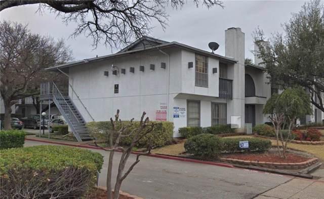 12888 Montfort Drive #242, Dallas, TX 75230 (MLS #14168975) :: The Rhodes Team