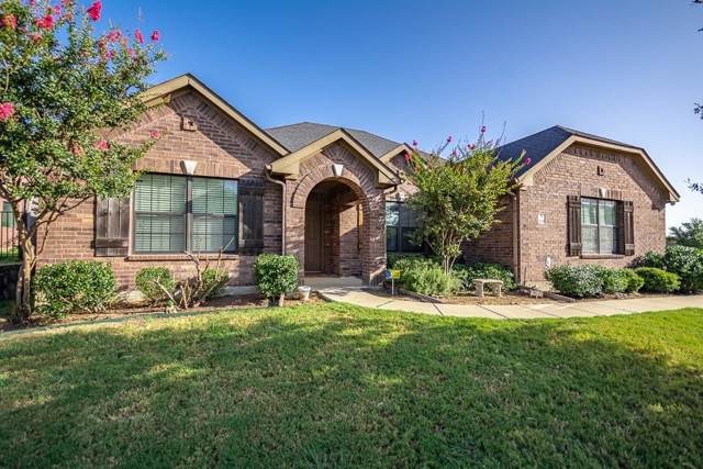 2684 Pinnacle Drive, Burleson, TX 76028 (MLS #14169031) :: Kimberly Davis & Associates