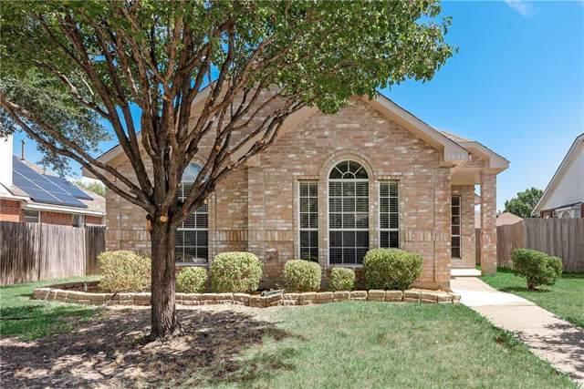 1428 Clearview Drive, Mesquite, TX 75181 (MLS #14169060) :: The Paula Jones Team | RE/MAX of Abilene