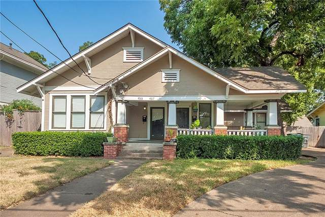 4517 Worth Street, Dallas, TX 75246 (MLS #14169073) :: Real Estate By Design