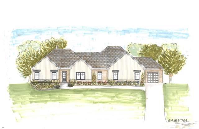 1118 Heritage Drive, Justin, TX 76247 (MLS #14169079) :: Vibrant Real Estate