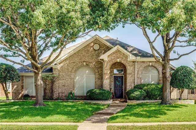 10004 Belfort Drive, Frisco, TX 75035 (MLS #14169088) :: Van Poole Properties Group