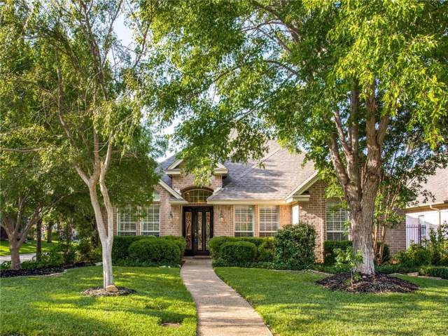 6201 Fallow Court, Fort Worth, TX 76132 (MLS #14169098) :: Vibrant Real Estate