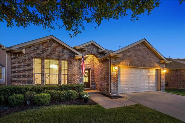 1108 Lake Hollow Drive, Little Elm, TX 75068 (MLS #14169104) :: Roberts Real Estate Group