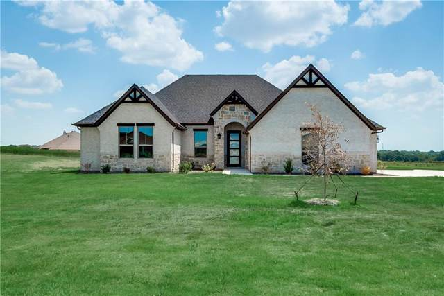 228 Maverick Court, Granbury, TX 76049 (MLS #14169106) :: The Heyl Group at Keller Williams
