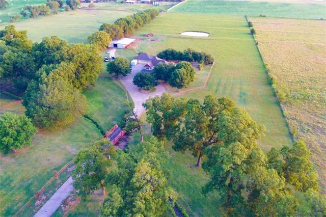 10817 Strittmatter Road, Pilot Point, TX 76258 (MLS #14169107) :: RE/MAX Town & Country