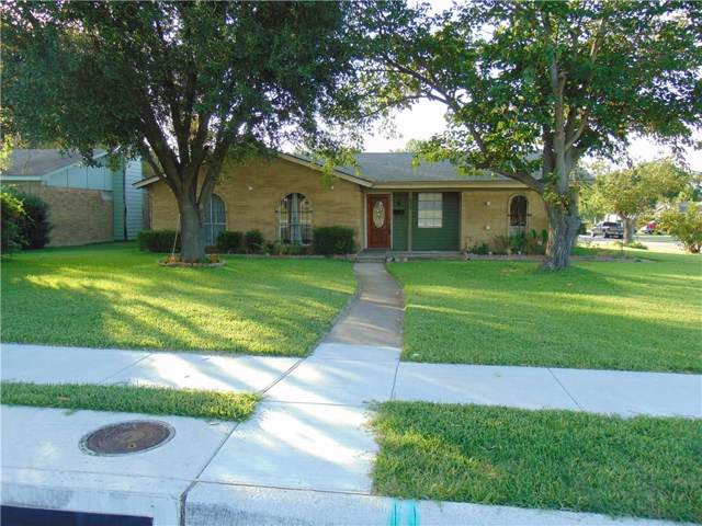 630 E Oates Road, Garland, TX 75043 (MLS #14169113) :: The Real Estate Station