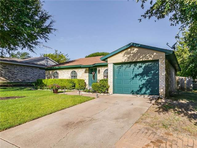 736 Reveille Road, Fort Worth, TX 76108 (MLS #14169128) :: Team Tiller