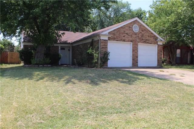 518 Myrtle Drive, Arlington, TX 76018 (MLS #14169140) :: Hargrove Realty Group