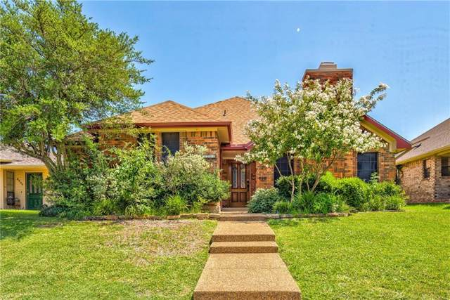 3252 Sugarbush Drive, Carrollton, TX 75007 (MLS #14169163) :: Kimberly Davis & Associates