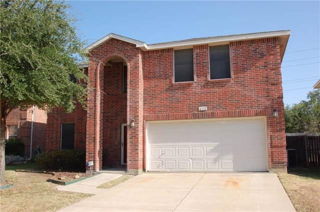 632 Granite Ridge Drive, Fort Worth, TX 76179 (MLS #14169167) :: Kimberly Davis & Associates
