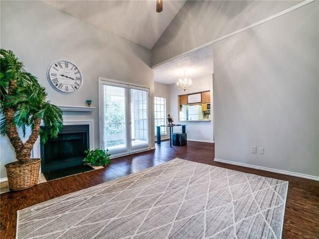9747 Whitehurst Drive #108, Dallas, TX 75243 (MLS #14169176) :: The Real Estate Station