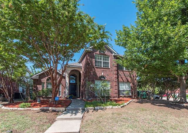 3300 Woodberry Lane, Mckinney, TX 75071 (MLS #14169210) :: Real Estate By Design