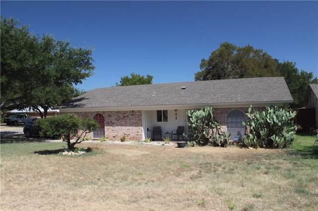610 S Rough Creek Court, Granbury, TX 76048 (MLS #14169216) :: RE/MAX Town & Country