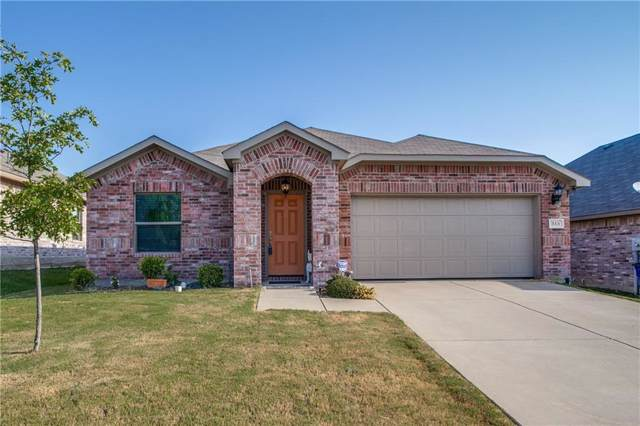 315 Crosscreek Drive, Princeton, TX 75407 (MLS #14169245) :: Roberts Real Estate Group