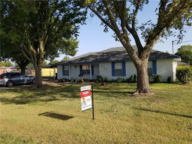 833 Eastridge Circle, Red Oak, TX 75154 (MLS #14169248) :: RE/MAX Landmark