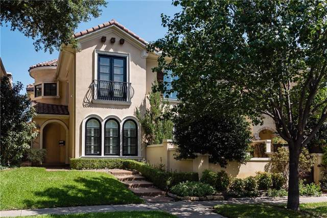 4143 Herschel Avenue, Dallas, TX 75219 (MLS #14169266) :: Century 21 Judge Fite Company